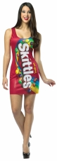 Skittles Tank Dress Costume Rasta Imposta