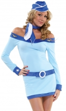 Sky High Stewardess Costume Forplay