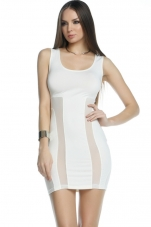 Sloane Contrast Tank Dress Forplay