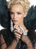 Snow White and the Huntsman - Queen Ravenna Finger Cuffs Rubies