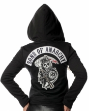 Sons Of Anarchy Womans Highway Jacket