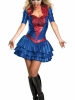 Spider-Girl Sexy Deluxe Adult Costume