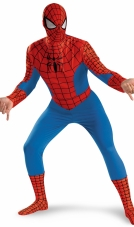 Spider - Man Deluxe Plus Adult Costume