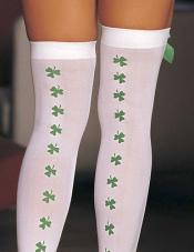 St. Patty's Day Stockings Shirley