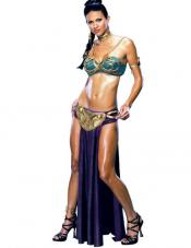 Star Wars Princess Leia Slave Costume Rubies