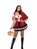 Storybook Red 2 Pc Costume