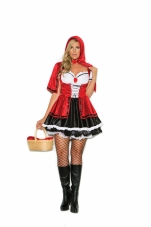 Storybook Red 2 Pc Costume Elegant Moments