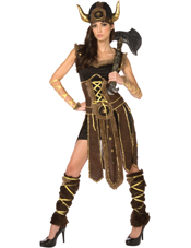 Striking Viking Costume
