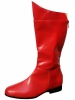 Super Hero Red Boots Ellie Shoes