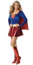 Supergirl Deluxe Costume