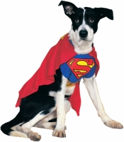 Superman Dog Costume Rubies