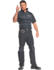 SWAT Plus Adult Costume Underwraps