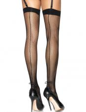 Tassle Fishnet Stockings Leg Avenue