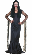 The Addams Family Morticia Adult Costume