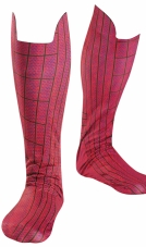 The Amazing Spider-Man Movie Adult Boot Covers Costume