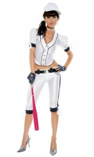 The Babe Baseball Costume