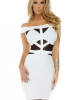 The High Life Off the shoulder Sleeveless Dress Forplay