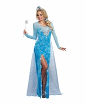 The Ice Queen Costume