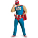 The Simpsons Duffman Muscle Costume