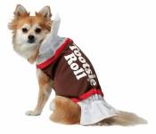 Tootsie Roll Dog Costume Rasta Imposta