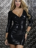 Trapani Sequin Dress Forplay