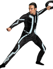 Tron Legacy Deluxe Adult Male Costume