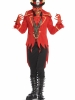 Underworld Ringmaster Devil Adult Costume Paper Magic