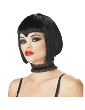 Va Va Vamp Wig Adult California Costume