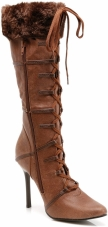 Viking Boots (Brown)