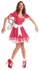 Wind Up Doll Adult Costume