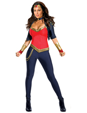 Wonder Woman Costume Rubies