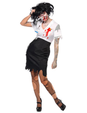 Worked To Death Office Zombie Costume Smiffys