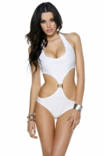 Zuma Beach Textured Monokini Forplay