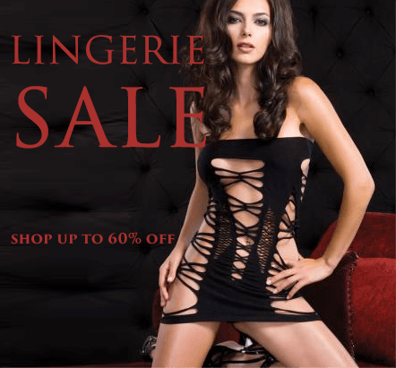 Shop Lingerie Sales at Blisslingerie.net